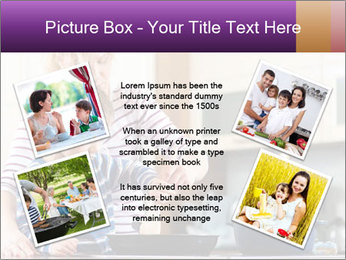 Mam Cooking With Son PowerPoint Templates - Slide 24