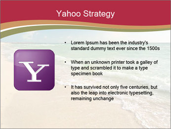 Golden Beach PowerPoint Template - Slide 11