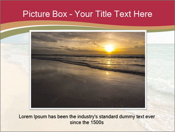 Golden Beach PowerPoint Template - Slide 15