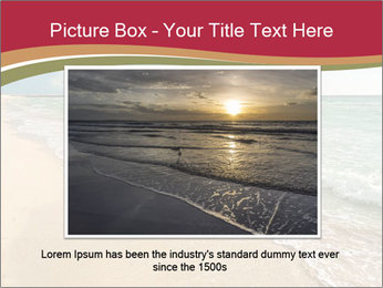 Golden Beach PowerPoint Template - Slide 16