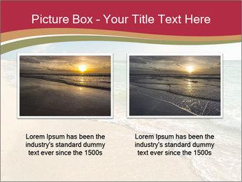 Golden Beach PowerPoint Templates - Slide 18