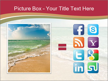 Golden Beach PowerPoint Template - Slide 21