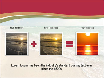 Golden Beach PowerPoint Template - Slide 22
