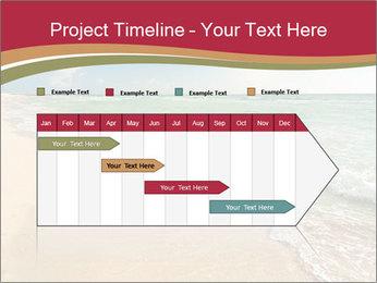 Golden Beach PowerPoint Templates - Slide 25
