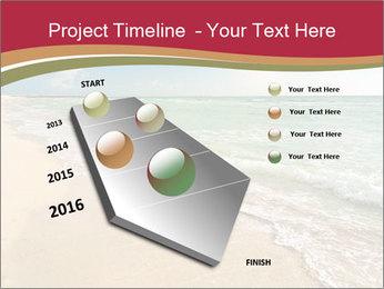 Golden Beach PowerPoint Templates - Slide 26