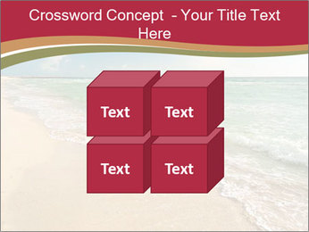 Golden Beach PowerPoint Template - Slide 39