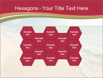 Golden Beach PowerPoint Template - Slide 44