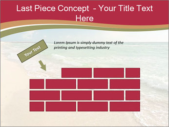 Golden Beach PowerPoint Template - Slide 46