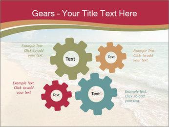 Golden Beach PowerPoint Templates - Slide 47