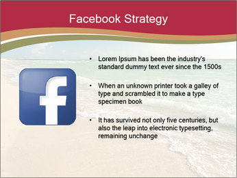 Golden Beach PowerPoint Template - Slide 6