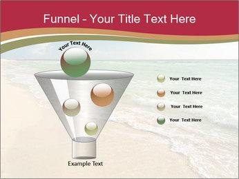 Golden Beach PowerPoint Templates - Slide 63