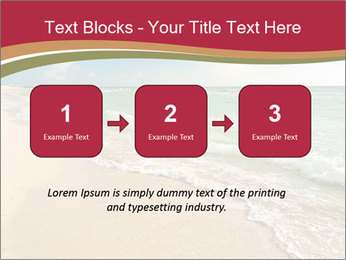 Golden Beach PowerPoint Template - Slide 71