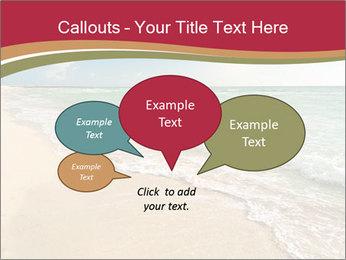Golden Beach PowerPoint Templates - Slide 73