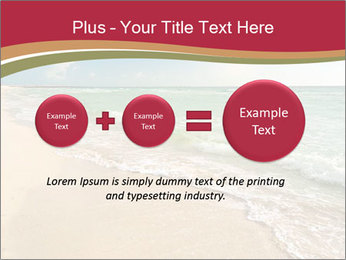 Golden Beach PowerPoint Template - Slide 75