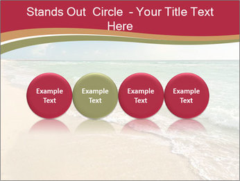 Golden Beach PowerPoint Template - Slide 76