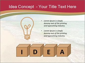 Golden Beach PowerPoint Templates - Slide 80