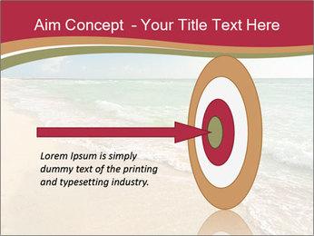 Golden Beach PowerPoint Templates - Slide 83