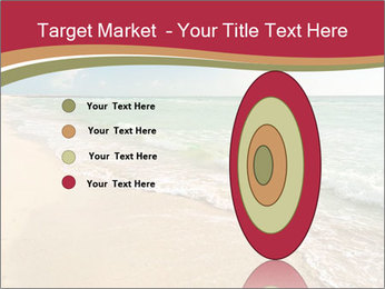 Golden Beach PowerPoint Template - Slide 84