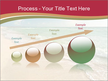 Golden Beach PowerPoint Template - Slide 87