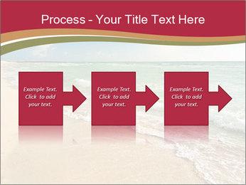 Golden Beach PowerPoint Template - Slide 88