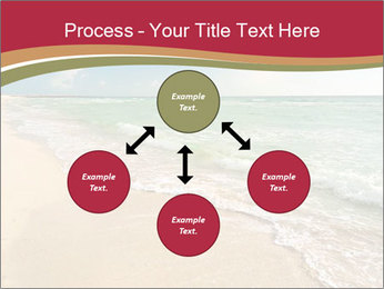 Golden Beach PowerPoint Template - Slide 91