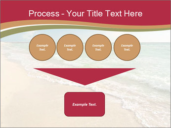 Golden Beach PowerPoint Template - Slide 93