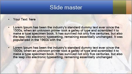 Family PowerPoint Template - Slide 2