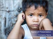 Asian boy PowerPoint Templates