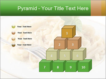 Pasta With Cheese PowerPoint Template - Slide 31