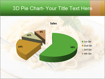 Pasta With Cheese PowerPoint Template - Slide 35