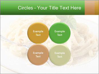 Pasta With Cheese PowerPoint Template - Slide 38