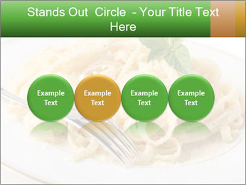 Pasta With Cheese PowerPoint Template - Slide 76
