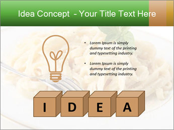 Pasta With Cheese PowerPoint Template - Slide 80