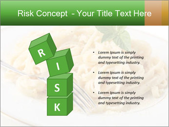 Pasta With Cheese PowerPoint Template - Slide 81