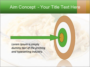 Pasta With Cheese PowerPoint Template - Slide 83