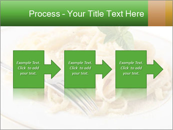 Pasta With Cheese PowerPoint Template - Slide 88