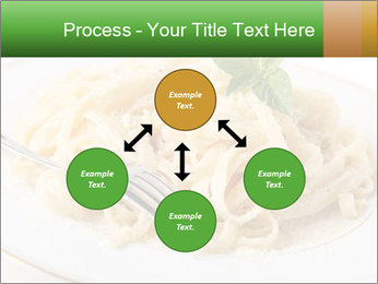Pasta With Cheese PowerPoint Template - Slide 91