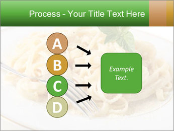 Pasta With Cheese PowerPoint Template - Slide 94
