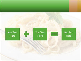 Pasta With Cheese PowerPoint Template - Slide 95