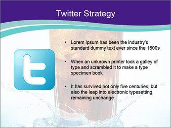 Coke Drink PowerPoint Templates - Slide 9