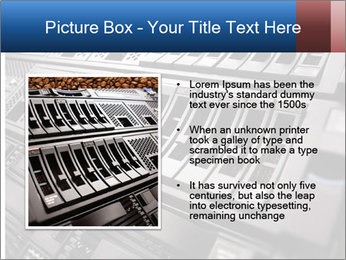 Net System PowerPoint Template - Slide 13