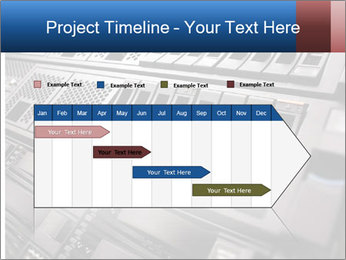 Net System PowerPoint Template - Slide 25
