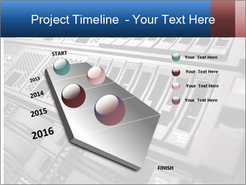 Net System PowerPoint Template - Slide 26