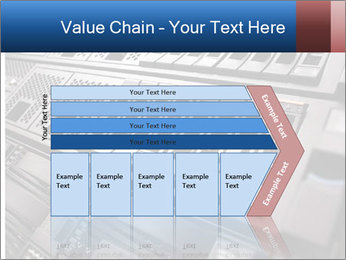 Net System PowerPoint Template - Slide 27