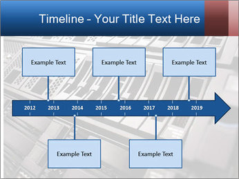 Net System PowerPoint Template - Slide 28