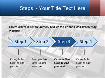 Net System PowerPoint Template - Slide 4