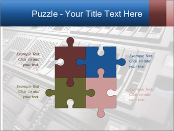 Net System PowerPoint Template - Slide 43