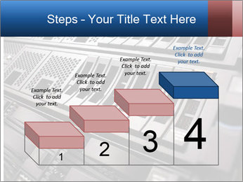 Net System PowerPoint Template - Slide 64