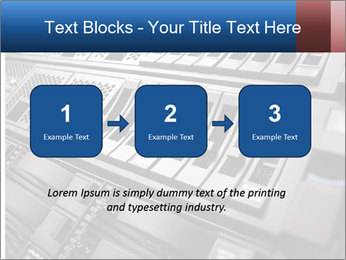 Net System PowerPoint Template - Slide 71