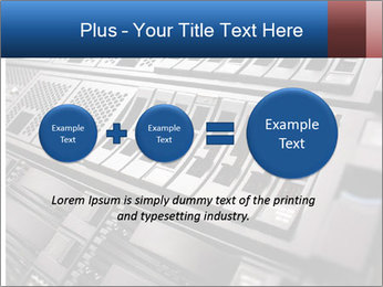 Net System PowerPoint Template - Slide 75